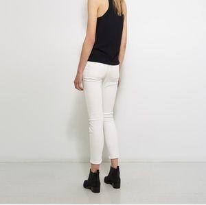 Acne Studios Jeans - Skin 5 White Vintage